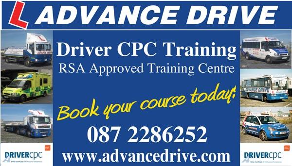 Advance Drive CPC corri